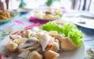 หอยชักตีน น้ำจิ้มซีฟู้ด